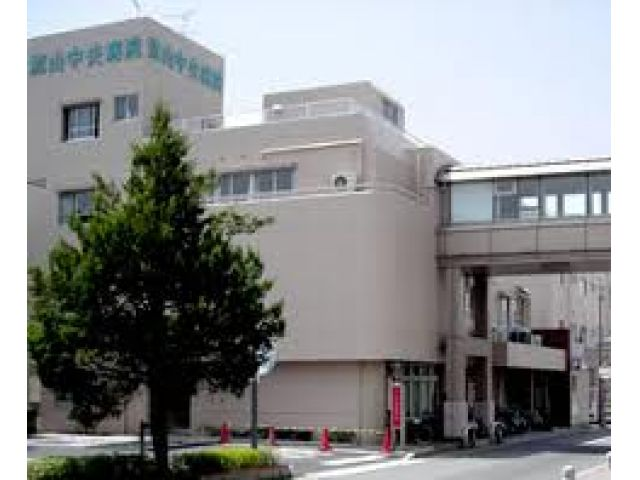 千葉県流山市/急性期病院