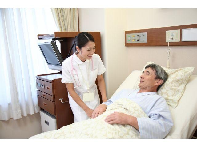 地域に密着した病院でママさん看護師さんも多く活躍中!!