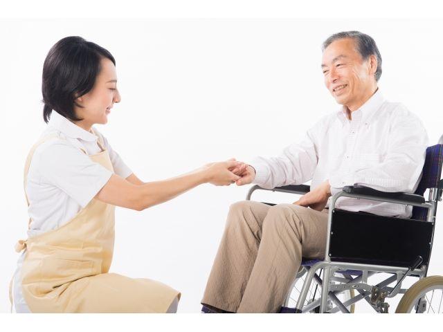 ユニット型の特別養護老人ホーム!