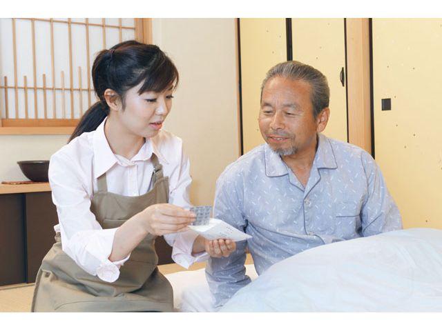 千葉県松戸市/療養型病院併設の訪問看護ステーション