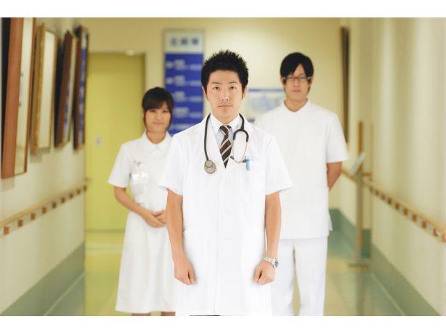 【門司港駅】176床の全病療養型病院
