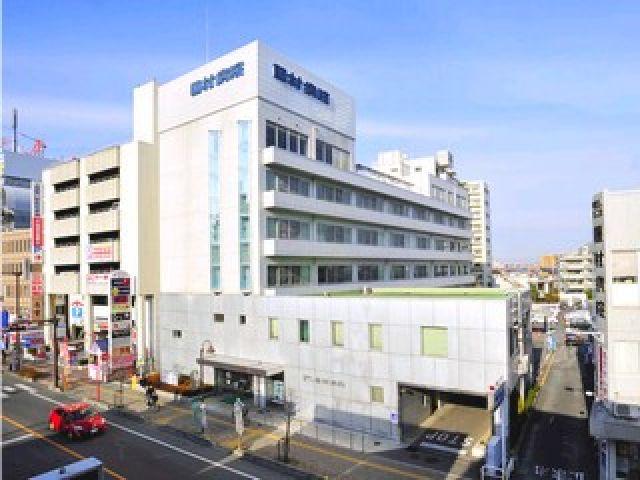 藤村病院☆上尾駅徒歩すぐの2次救急病院!