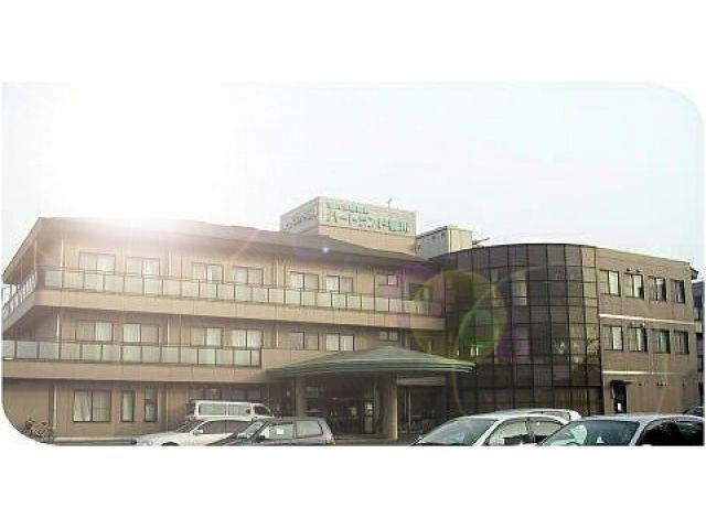 桶川市内の大手病院併設の老健施設!託児所利用も可能☆