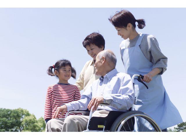 水戸市★有料老人ホーム/働きやすさが自慢の施設です♪