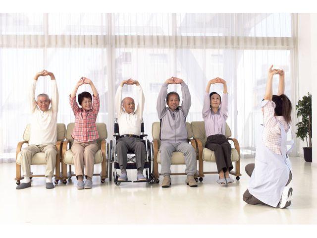 【ママさんナース活躍中!】老人保健施設・明石市