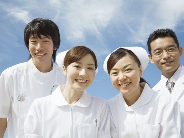 【博多区】月収30万円以上☆精神科特化の訪問看護ST