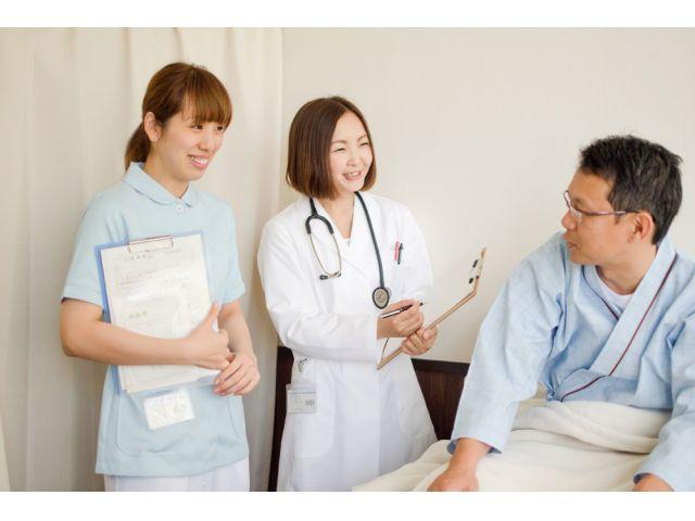 大手医療法人が運営する有床クリニック!外来・在宅・病棟の連携を学べます!