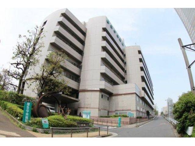 恵比寿駅が最寄の急性期総合病院