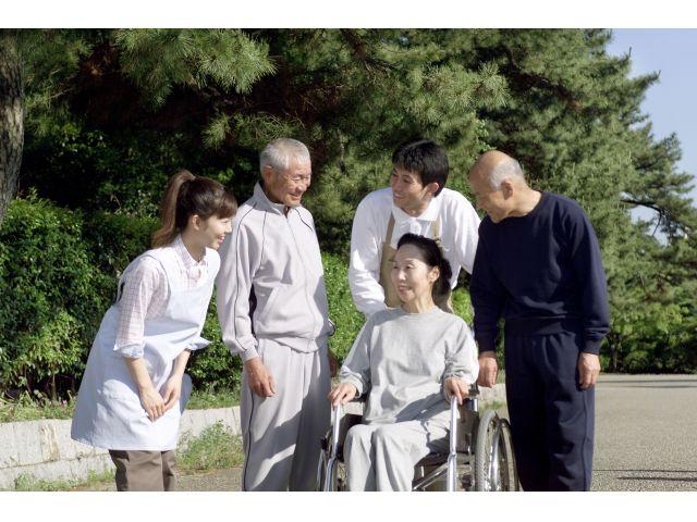 千葉県柏市・特別養護老人ホーム