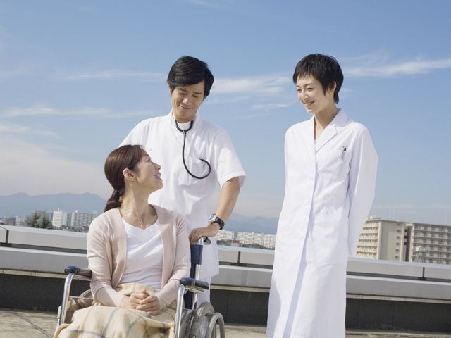 山口県厚生農業協同組合連合会 周東総合病院