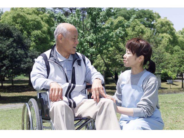 【鳥取市特別養護老人ホーム】岩倉バス停徒歩10分!