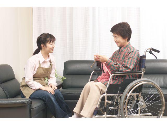 桶川市/障がい者施設での看護業務!