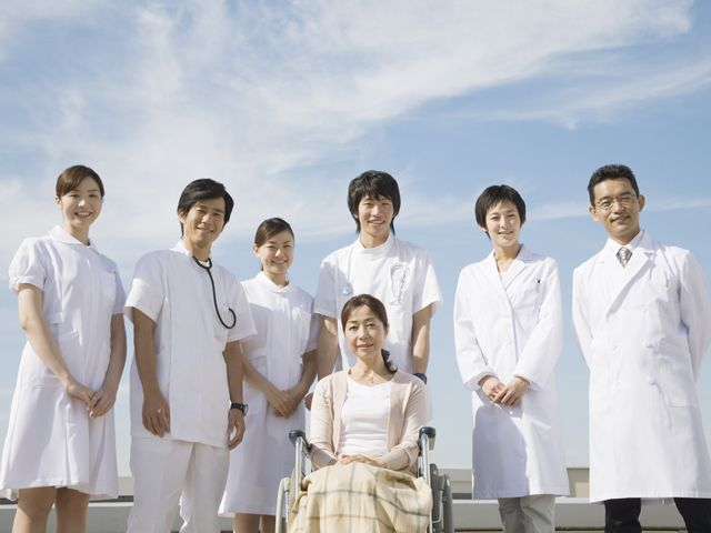 日本赤十字社 諏訪赤十字病院