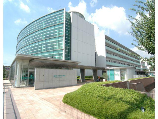 高度急性期病院として1,100床以上の病床数を有した大学病院