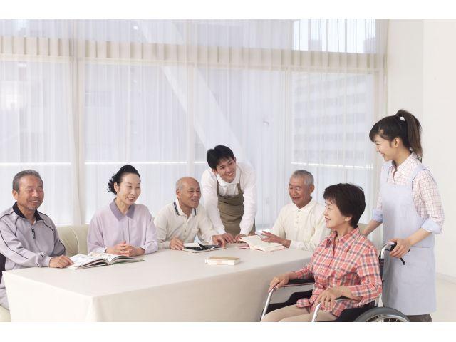 介護老人福祉施設 十符・風の音