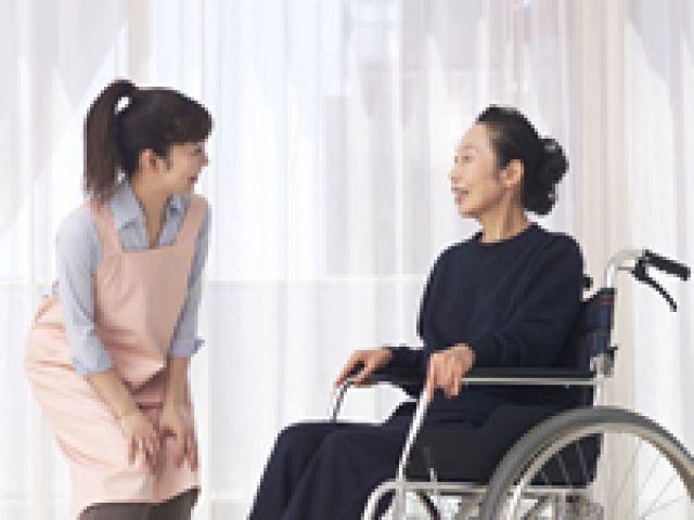 希少な施設内の訪問看護求人!
