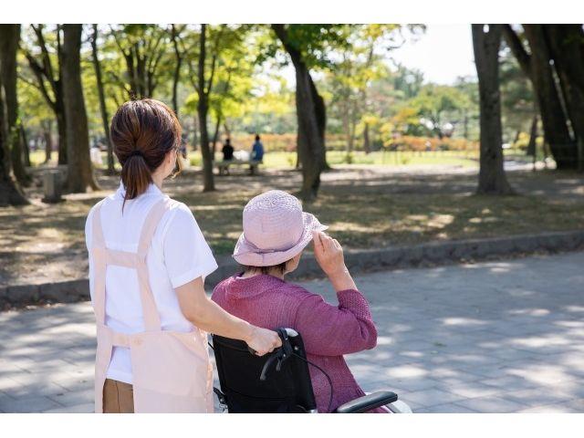 【大竹市・有料老人ホーム】マイカー通勤OK!