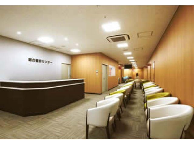 泉中央駅すぐの大手健診機関!
