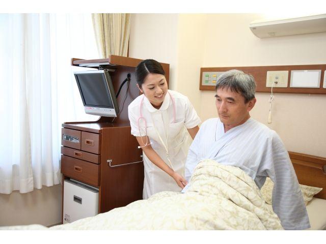 「信濃町駅」最寄りの大学病院★産休代替派遣で20名以上の実績あり♪