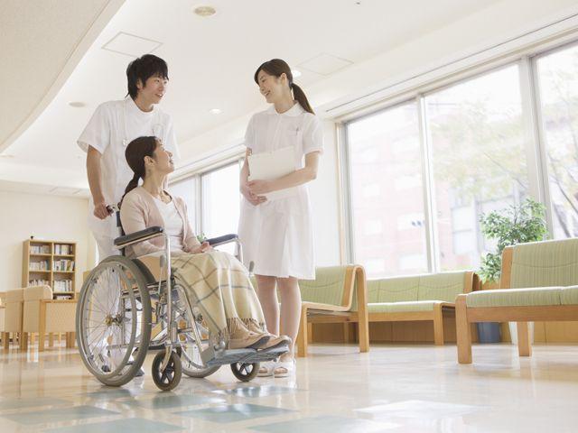【北四番丁駅から徒歩5分】◆病院求人◆