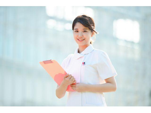 鴻巣市/消化器・有床クリニック/常勤看護師募集◎/入職時期相談可能!