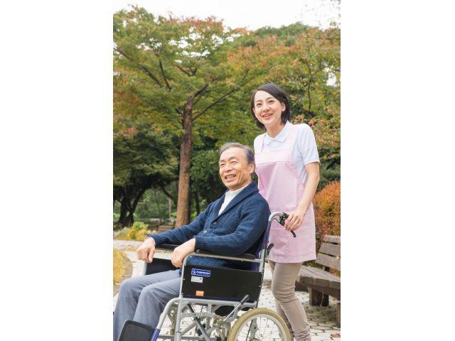 【武里 徒歩4分】有料老人ホーム
