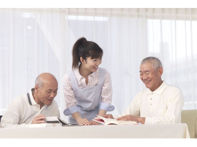 【江東区・地域包括支援センター】       保健師・相談業務