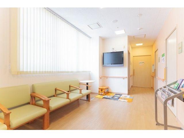 *施設の1階にあるクリニック内の訪問看護求人*