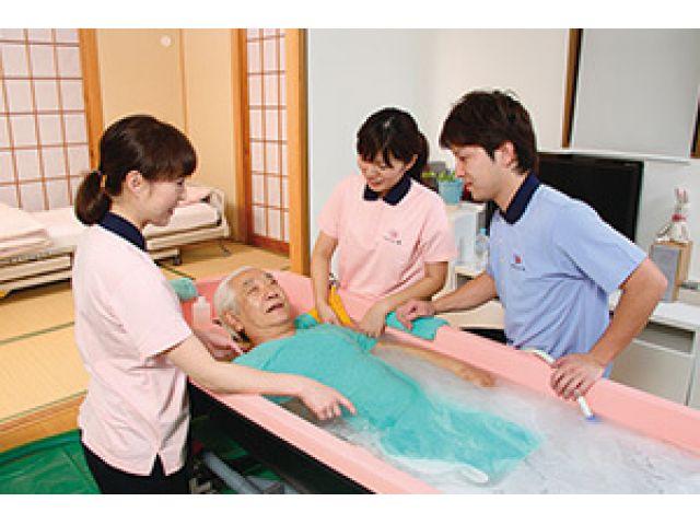 ☆仙台市太白区・全国展開の有名な訪問入浴会社☆