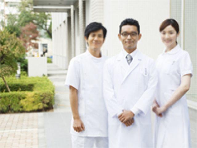 大手美容クリニックの神戸院にて**男性看護師募集**