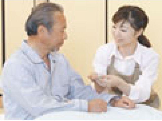 大手介護事業者が運営する。訪問看護ステーション(行橋市)