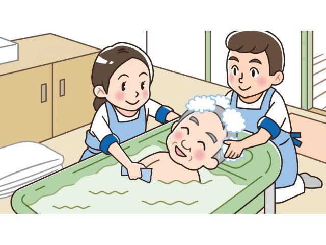☆時給1,600円♪高宮駅かた徒歩5分と通勤も便利♪訪問入浴における看護業務!