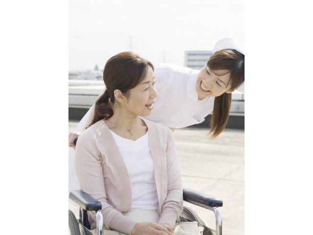 葛飾区 介護老人保健施設 常勤看護師の募集【千代田線「亀有」駅】