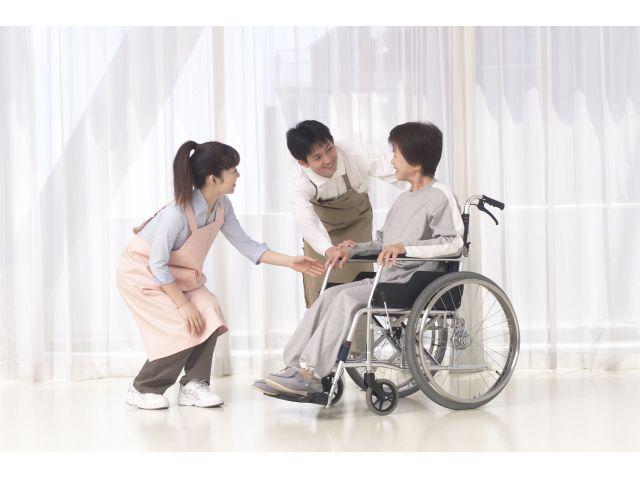 【鳥取市・デイサービス・湖山駅から徒歩10分】