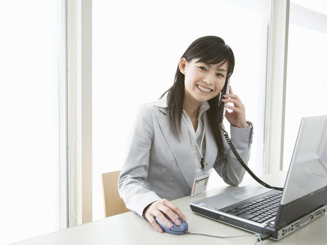 新型コロナウイルス:電話での業務です★今しかできないお仕事です★この機会に是非!