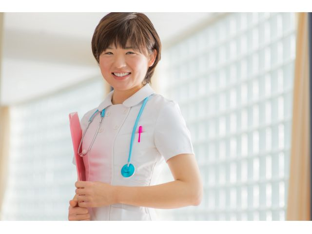 海南市◎大企業が持つ健診の求人です!