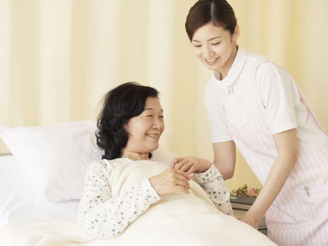 足立区/特別養護老人ホームにて常勤看護師の募集【亀有駅、綾瀬駅】