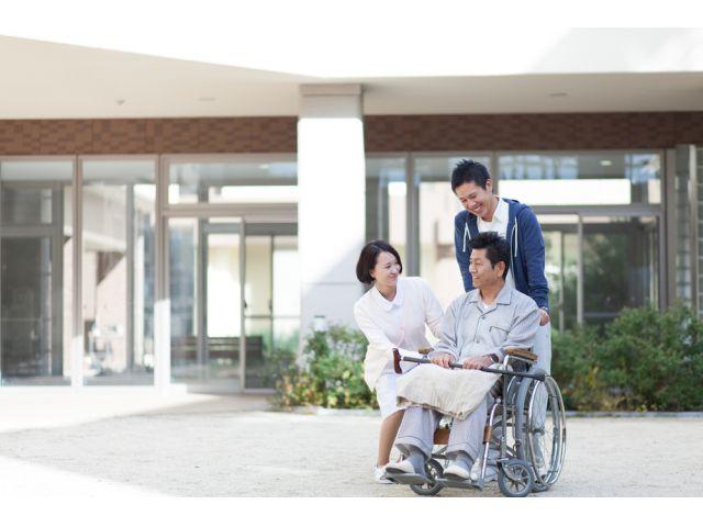 精神科特化した訪問看護ステーション(越谷市)