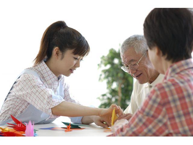 《つくば市内の特別養護老人ホームで募集!!》
