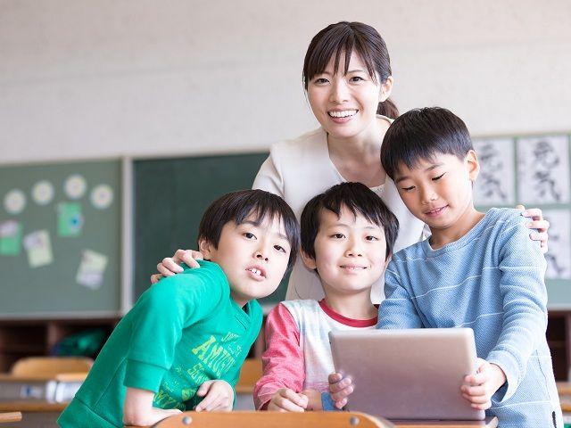 豊中市内の小学校での健康管理業務!!