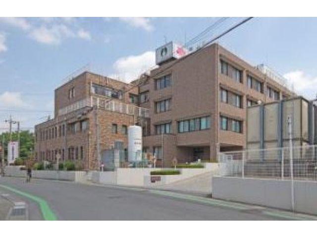 【川越市/ケアミックス病院】約190床の地域に密着した病院です