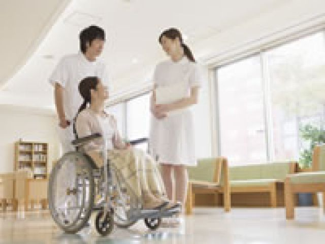 *リンクハート七松への施設内訪問看護*
