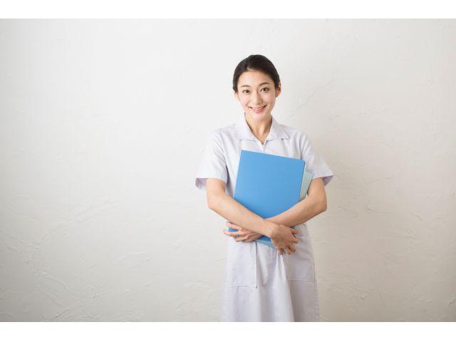 【安佐南区・クリニック】きれいなクリニックでの勤務!訪問看護に興味がある方も!