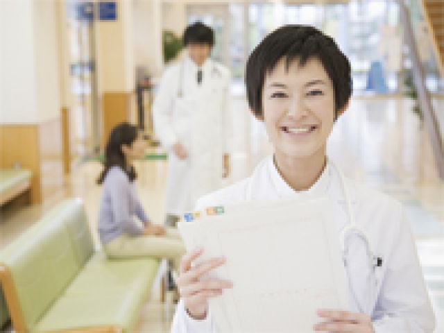 検査部での採血業務