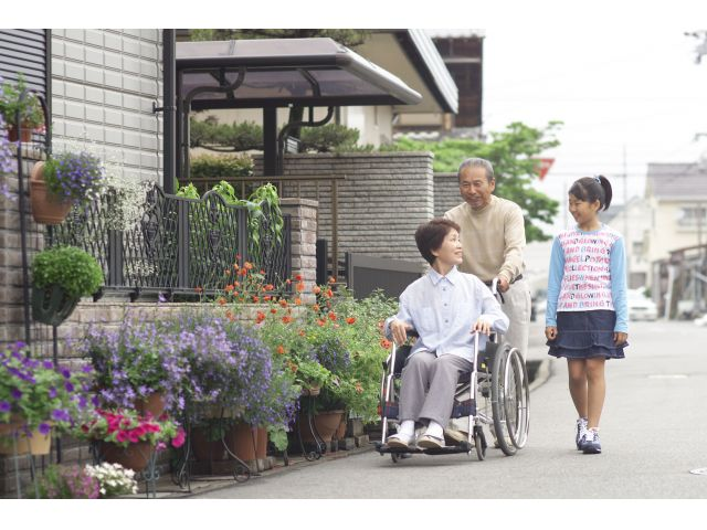 ◆中目黒駅が最寄りの訪問看護