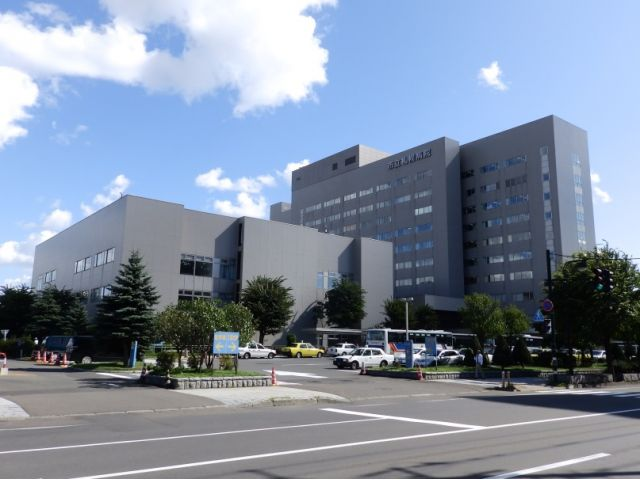 市立札幌病院