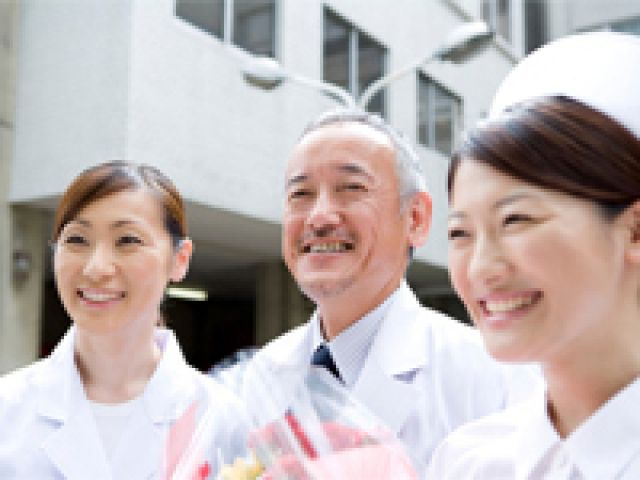 【盛岡駅から車で15分】 リハビリテーション病院