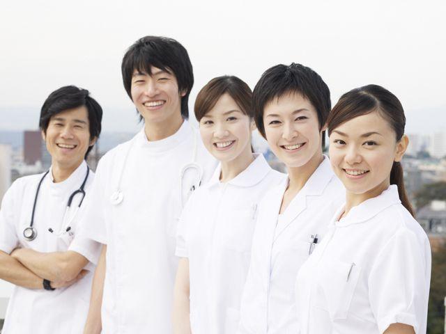 県内では老舗の大手健診機関!福利厚生、教育体制充実です♪