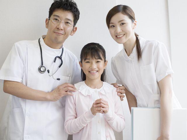 ☆春日部市内における内科クリニック☆女性の働きやすい職場で働いてみませんか♪