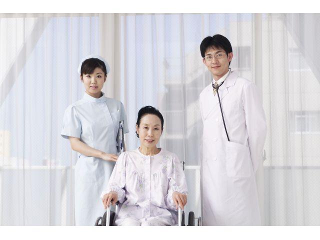 【姫路市】年間休日123日 療養に近いケアミックス病院